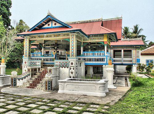 Papan Rumah Kampung Lama