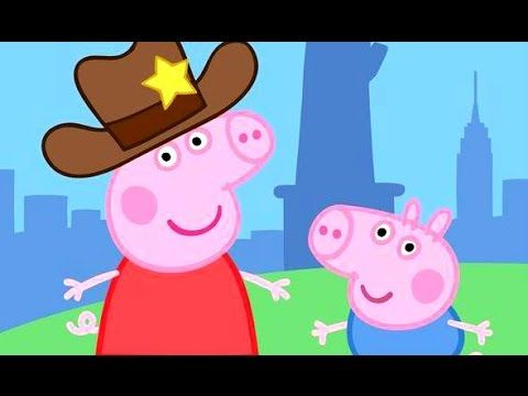 peppa pig english 2015 new episodes