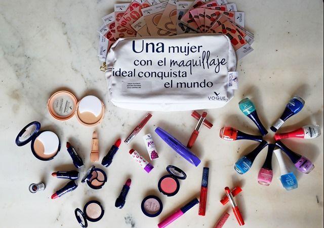 VOGUE, is the new release of Cosmetics in Mexico and a significant acquisition of the prestigious L'Oreal Paris Directamente desde Colombia llega a México la fabulosa línea Vogue de L'Oréal Paris, a llenar de color y belleza el invierno con precios accesibles! Ya la conoces? entérate de los detalles y la gama en el site. Besitos!  #loréal #Vogue #cosmetics #belleza #beauty #maquillaje 