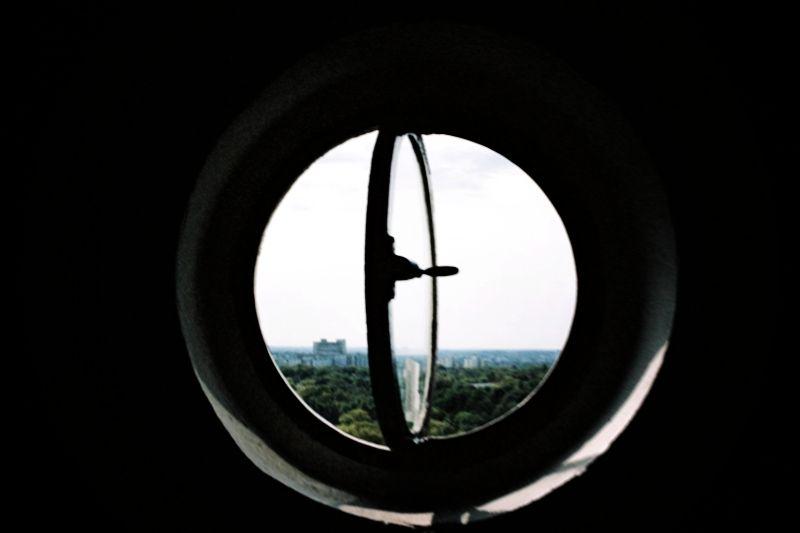 CorbusierHaus, Berlin