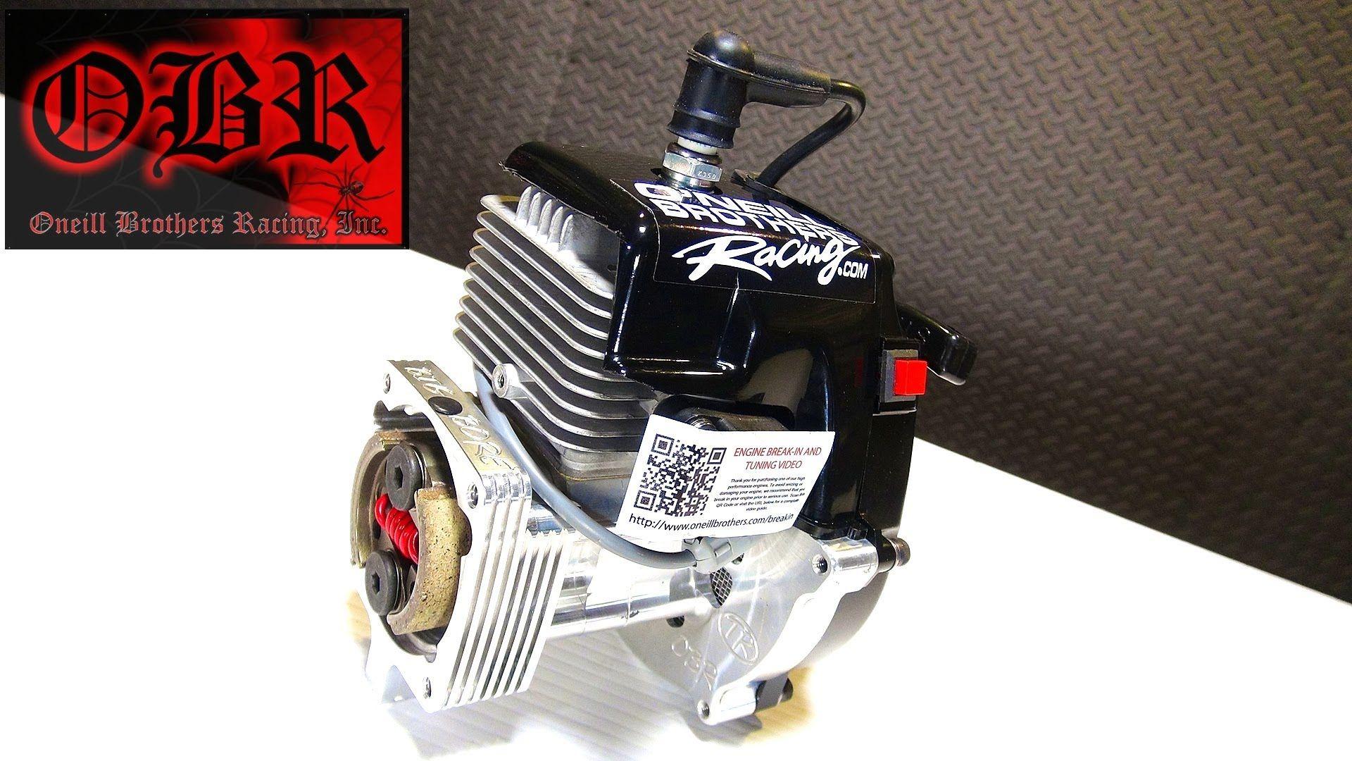 Rc Adventures Obr 97hp Full Mod 38cc Widowmaker Gas Engine Mesh Wiring Kill Switch With Alternator