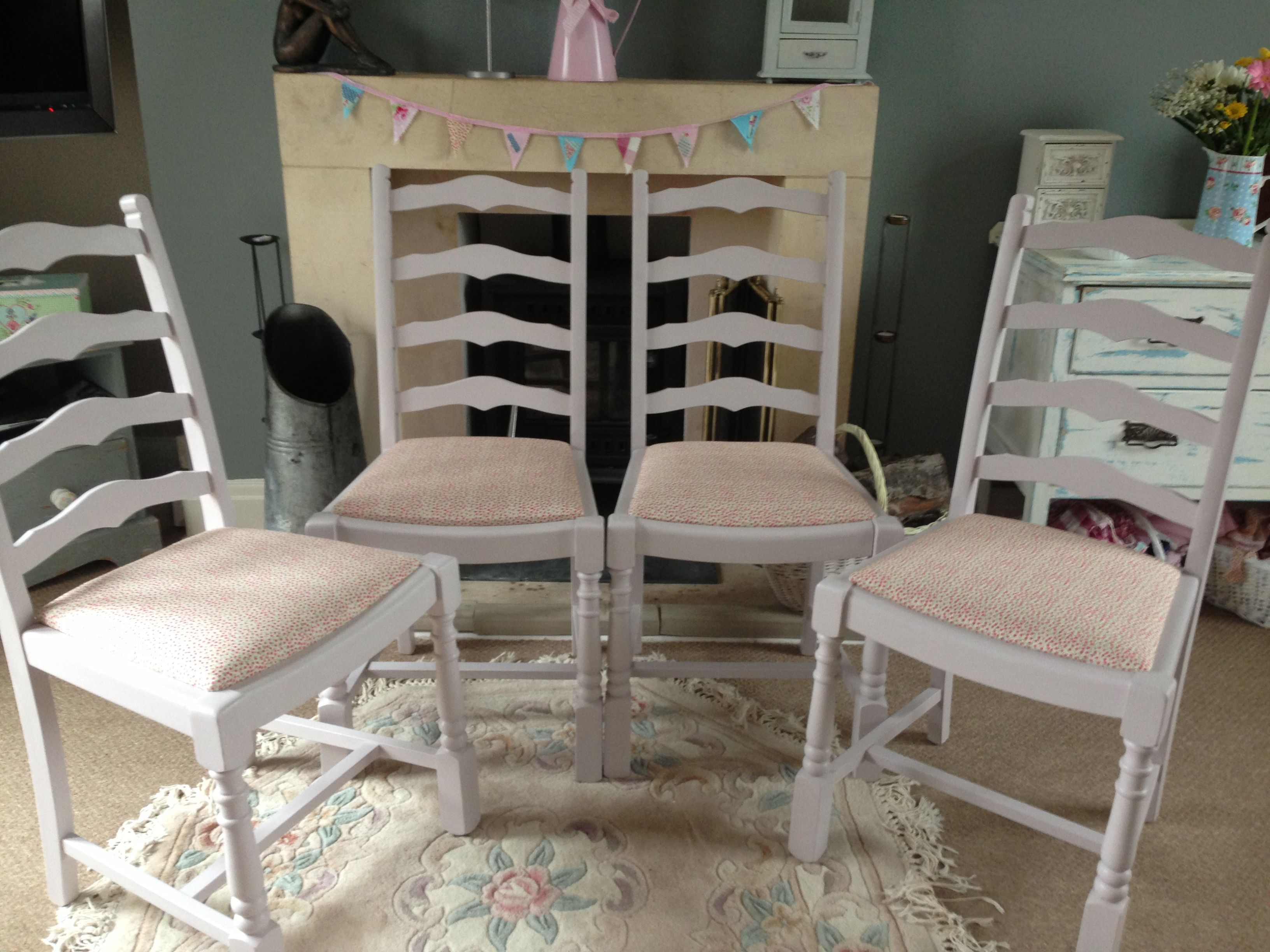 upcycled dining room chairs | the new cockney workshop | pinterest
