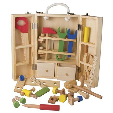 Tool box like Daddy's
