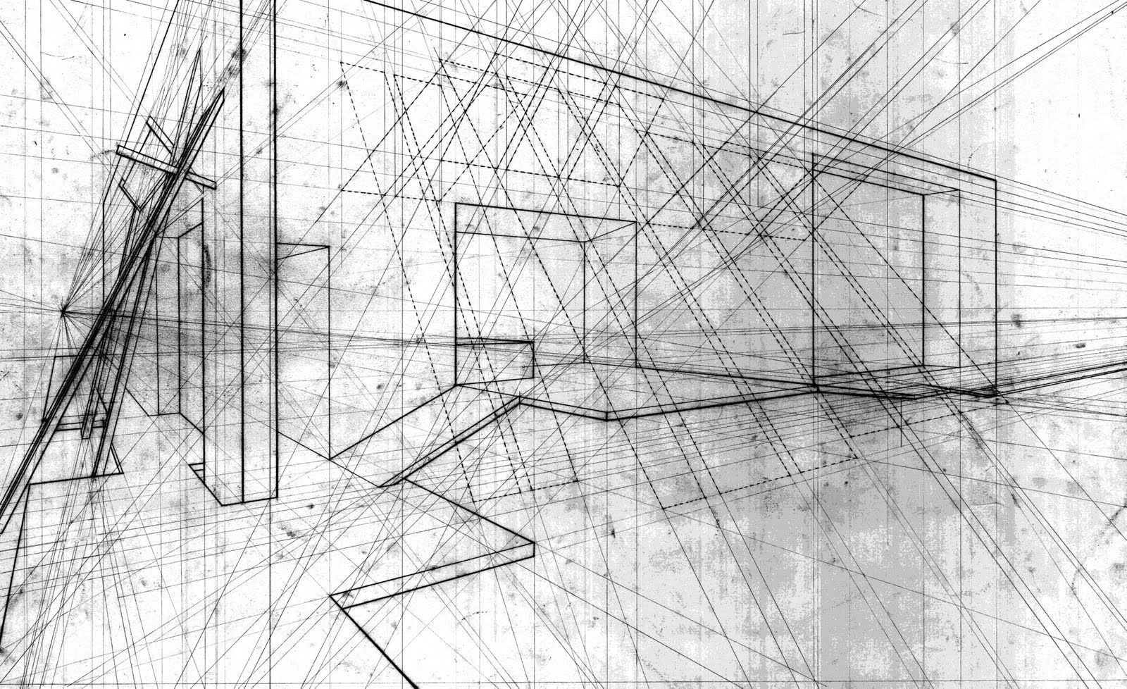architecture sketch wallpaper. Perfect Wallpaper Layered Perspective By Daniel Houghton With Architecture Sketch Wallpaper H