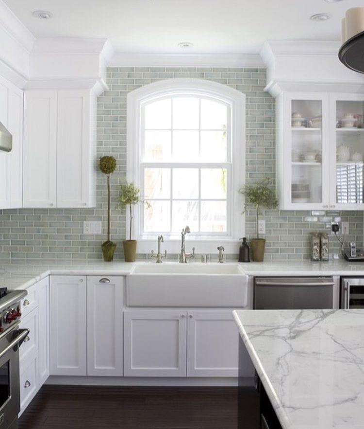 Kitchen Cabinet White Kitchen Floor Modern