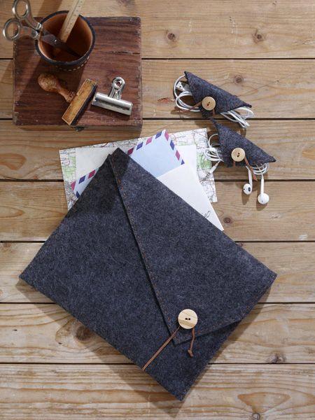 diy tipp filzh lle f r tablet oder e book reader n hen geschenkideen n hen filzen und diy. Black Bedroom Furniture Sets. Home Design Ideas