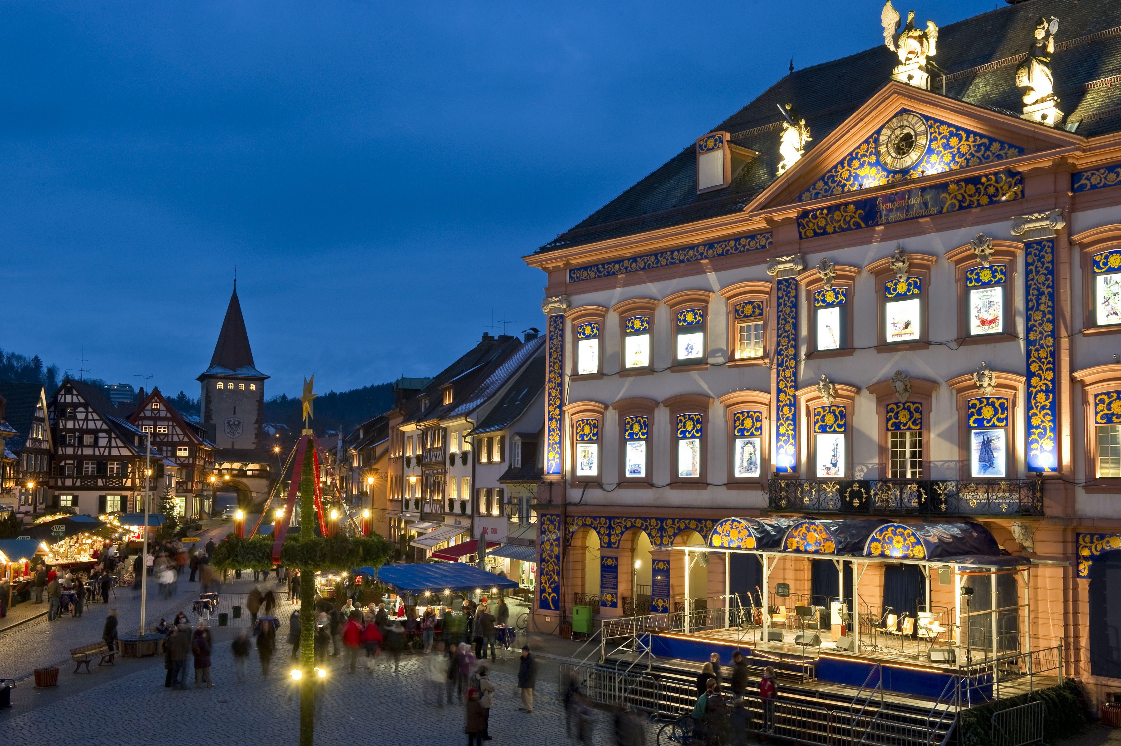 gengenbach advent market