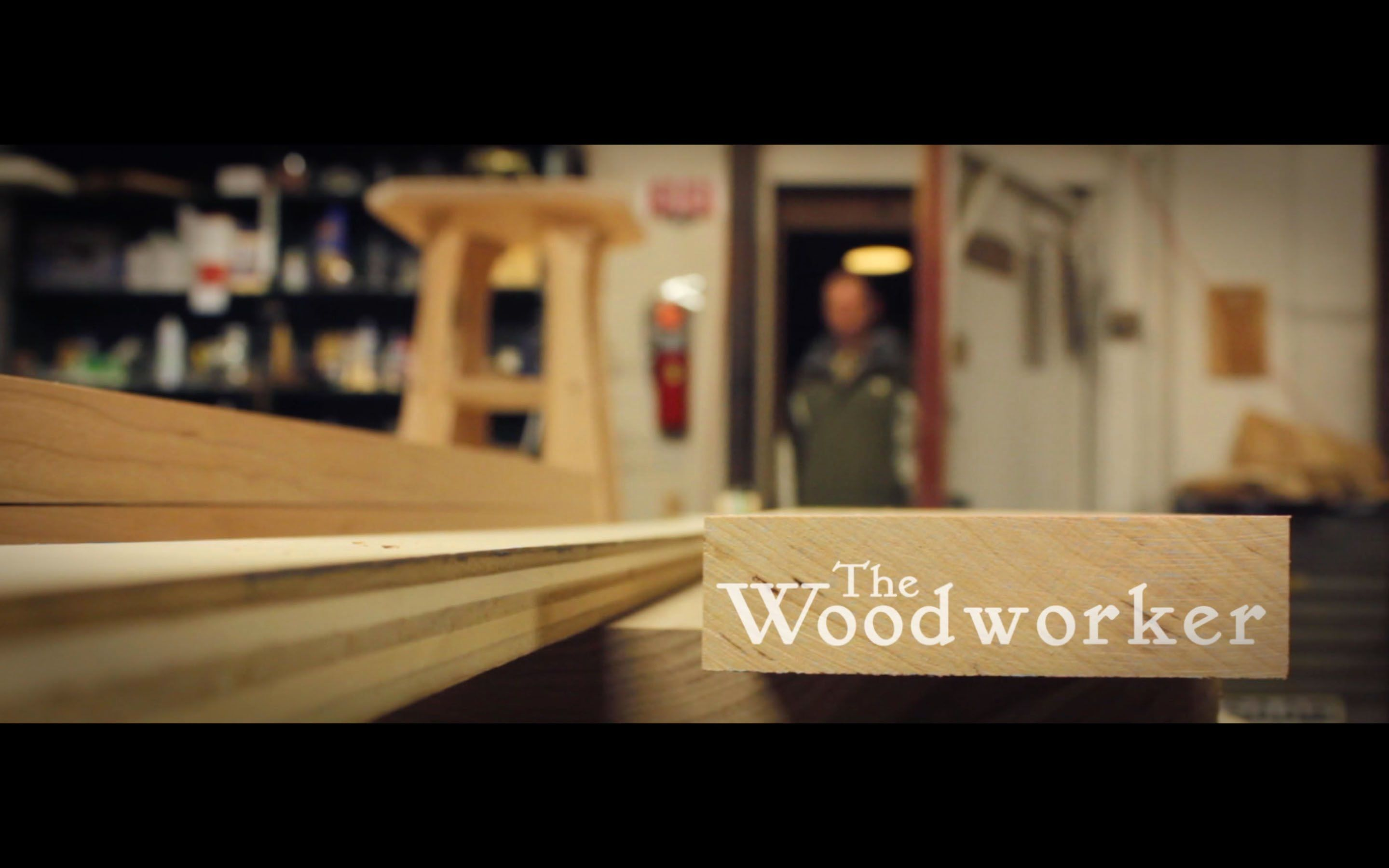 The Woodworker 3min