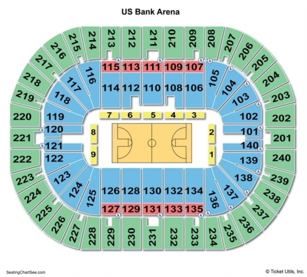 The Most Incredible In Addition To Lovely Us Bank Arena In 2020 With Images The Incredibles Seating Charts Seating