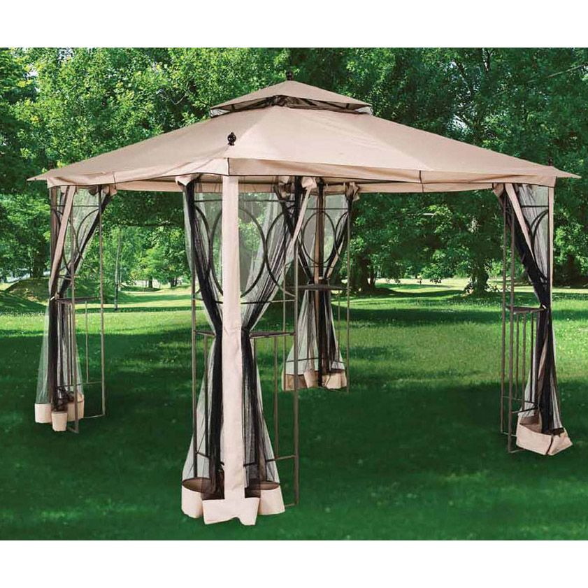 Ocean State 2010 Nantucket Gazebo Replacement Canopy Gazebo Replacement Canopy Gazebo Replacement Canopy