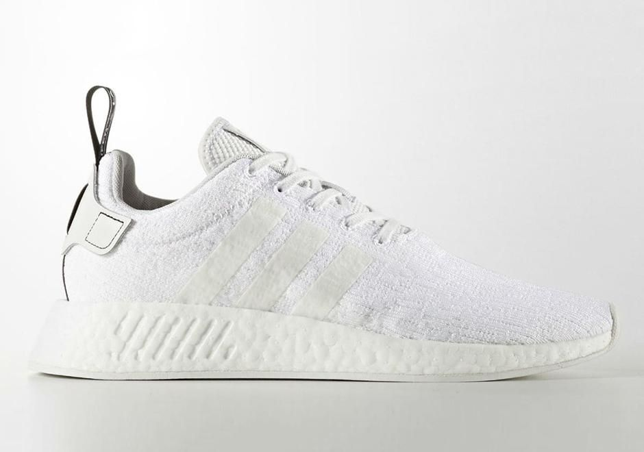 9ff9268f14f47 Adidas NMD R2 Triple White (Size 10.5) (Deadstock)
