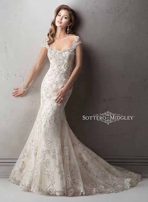 Maggie Sottero Wedding Dresses | Novios, De novia y Vestidos de novia