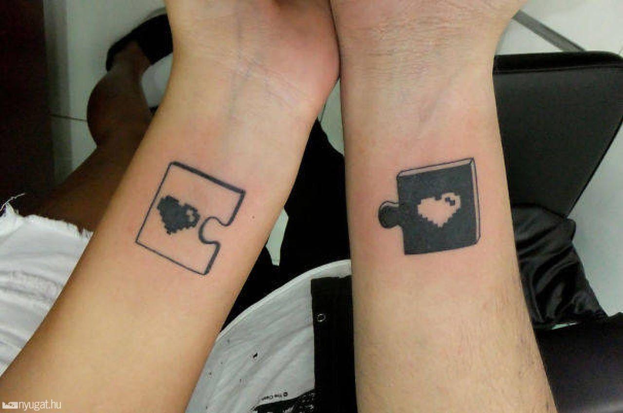 Freundinnen tattoos