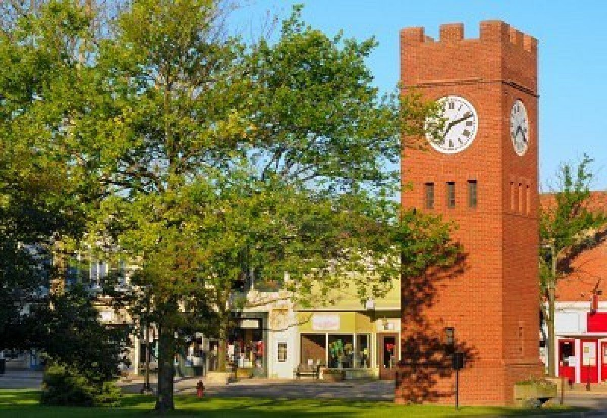Hudson, OH Clock tower, Hudson ohio, Places