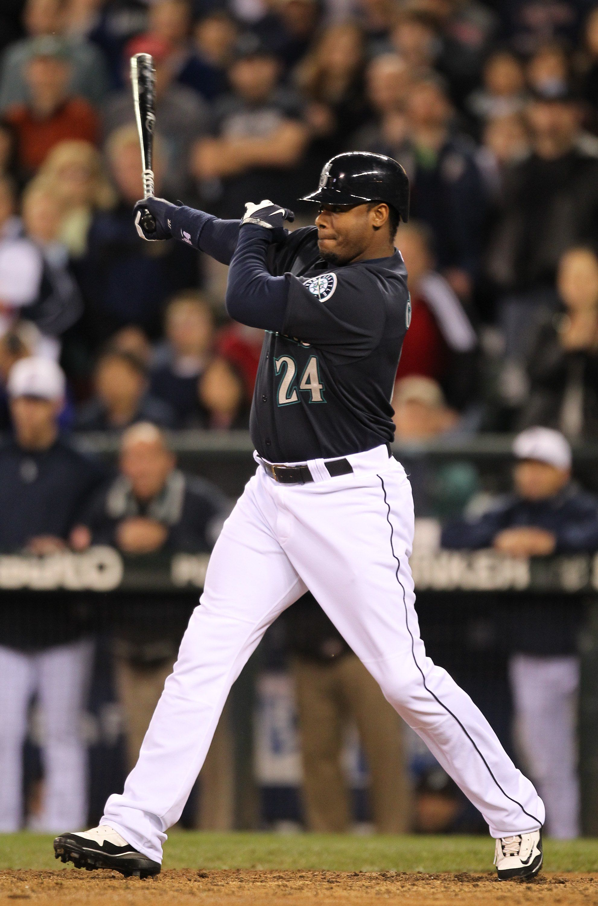c7c56fa138 Ken Griffey Jr. he has the Best Swing Ever and my favorite baseball player  ever.