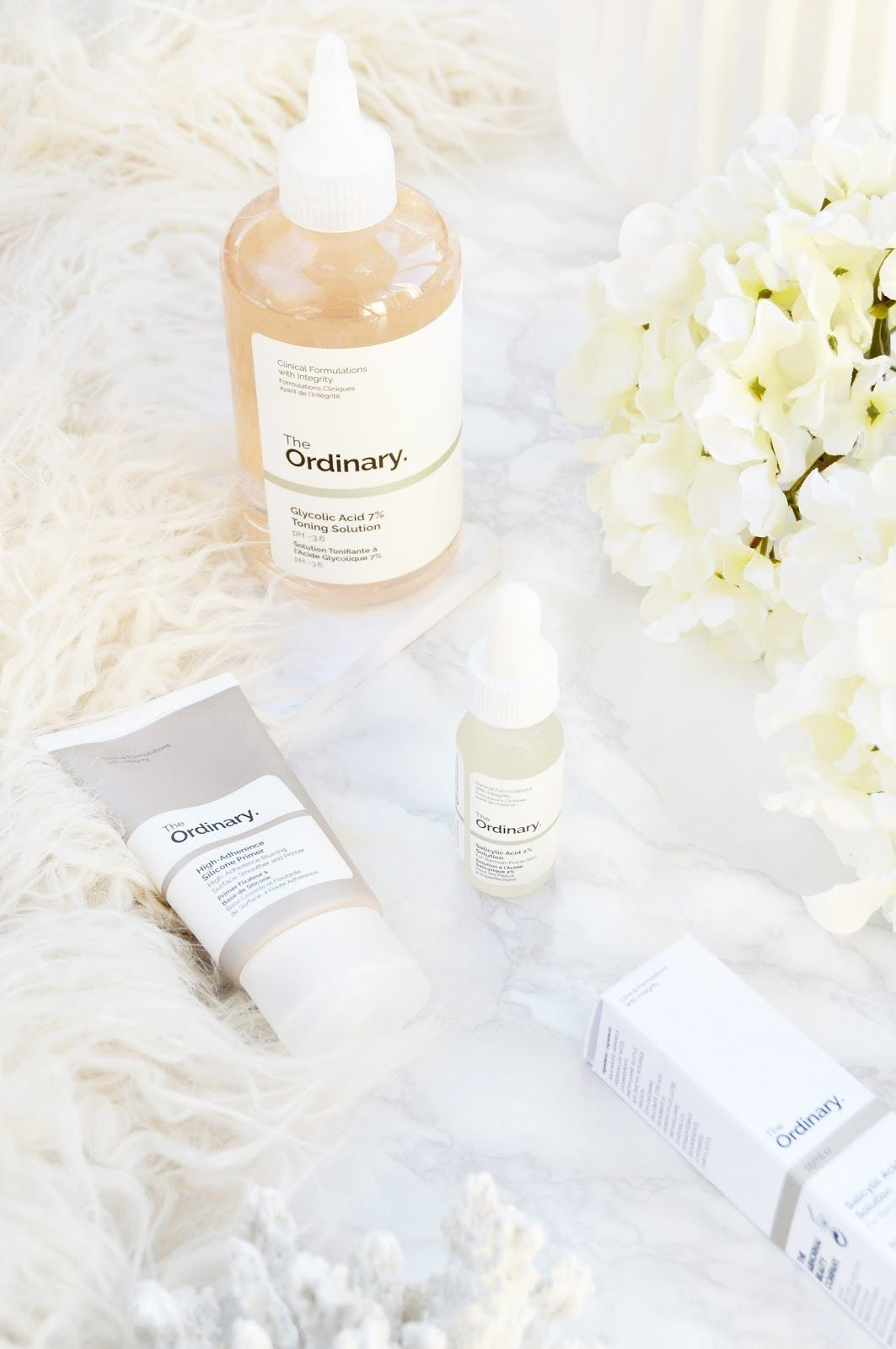 3 MustTry Products from The Ordinary The ordinary