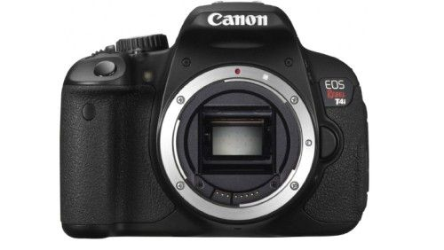 New EOS Rebel T4i DSLR Camera Announcement - The EOS Rebel T4i will be available globally at the end of June for an estimated price tag of $849.99