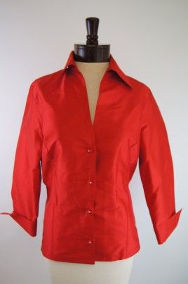 Connie Roberson blouse