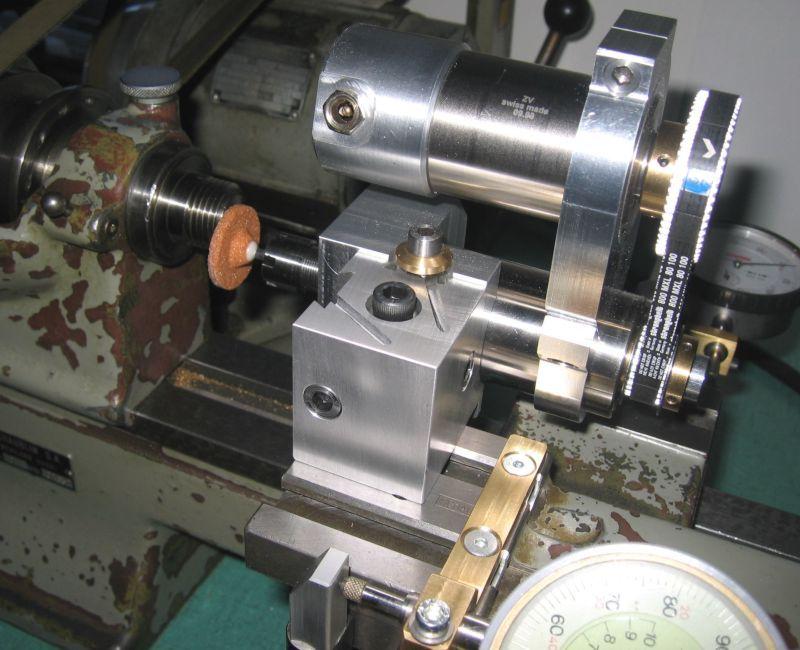 Die Drehmaschine Als Bohrständer Oder Vom Einsatz