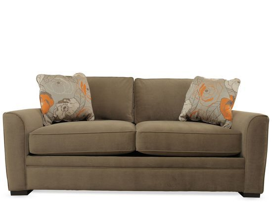 Jonathan Louis Full Sleeper Sofa With, Jonathan Louis Sleeper Sofa