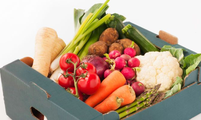 5 Benefits of Organic Produce Delivery | Organic, Healthy ...