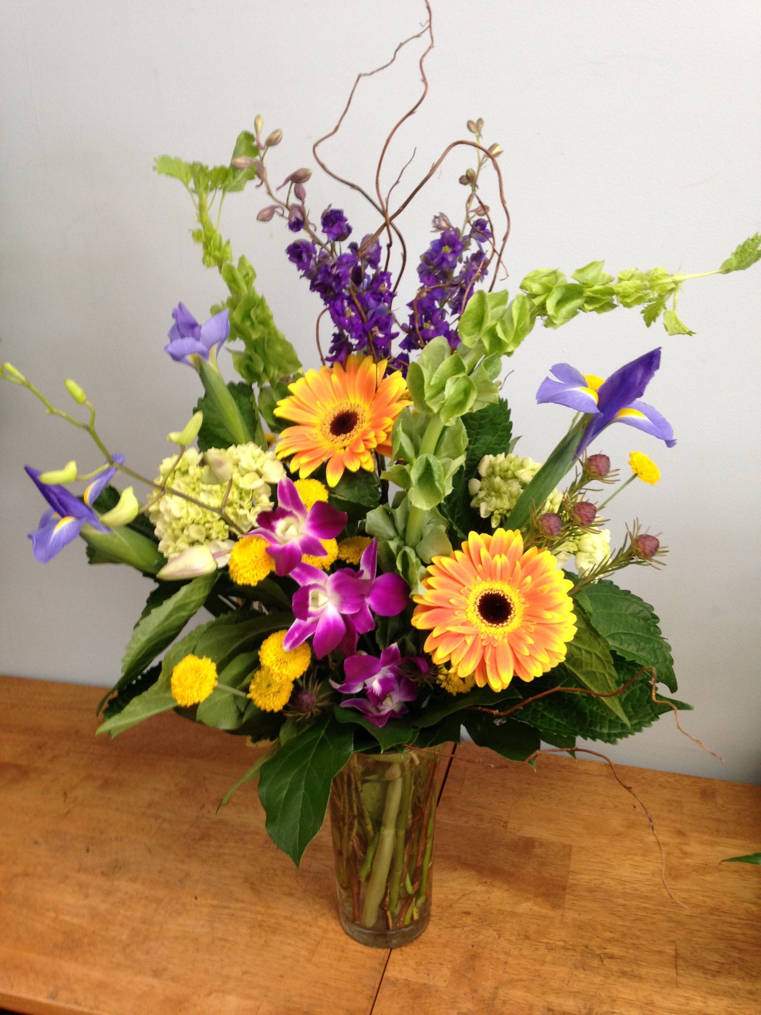 Dazzled by Coady Florist Spring memorial flowers