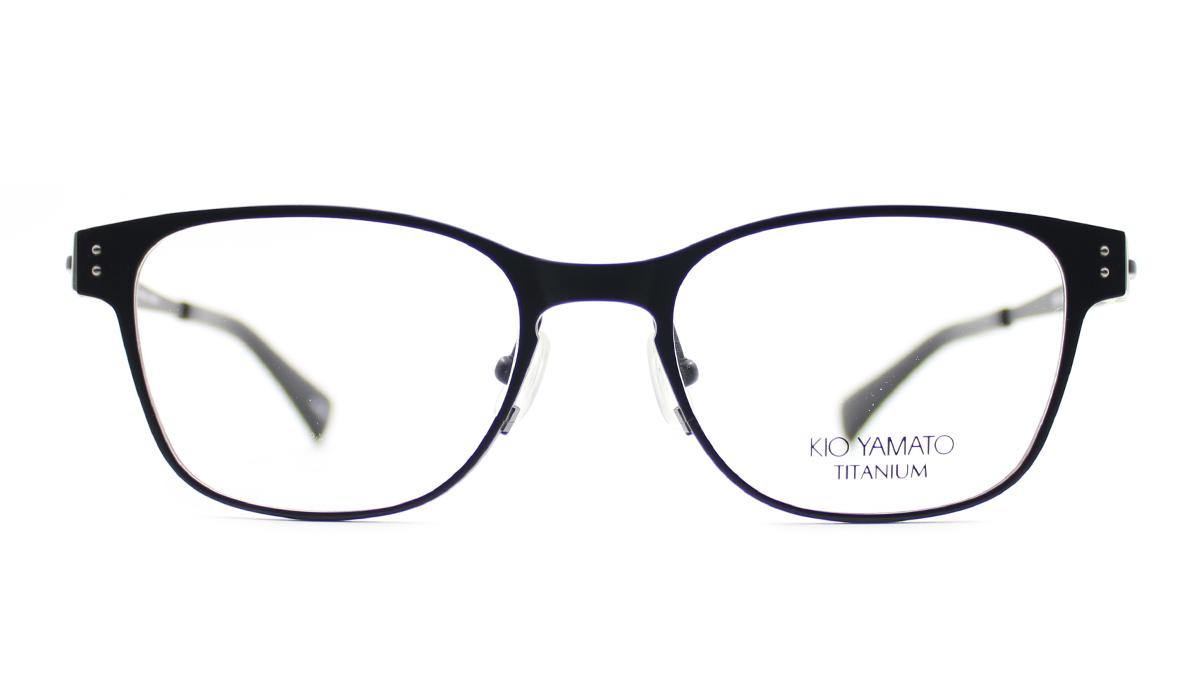 KIO YAMATO KT-341B: BLACK ☆ Rectangle ☆ Full Frame ☆ TITANIUM ...