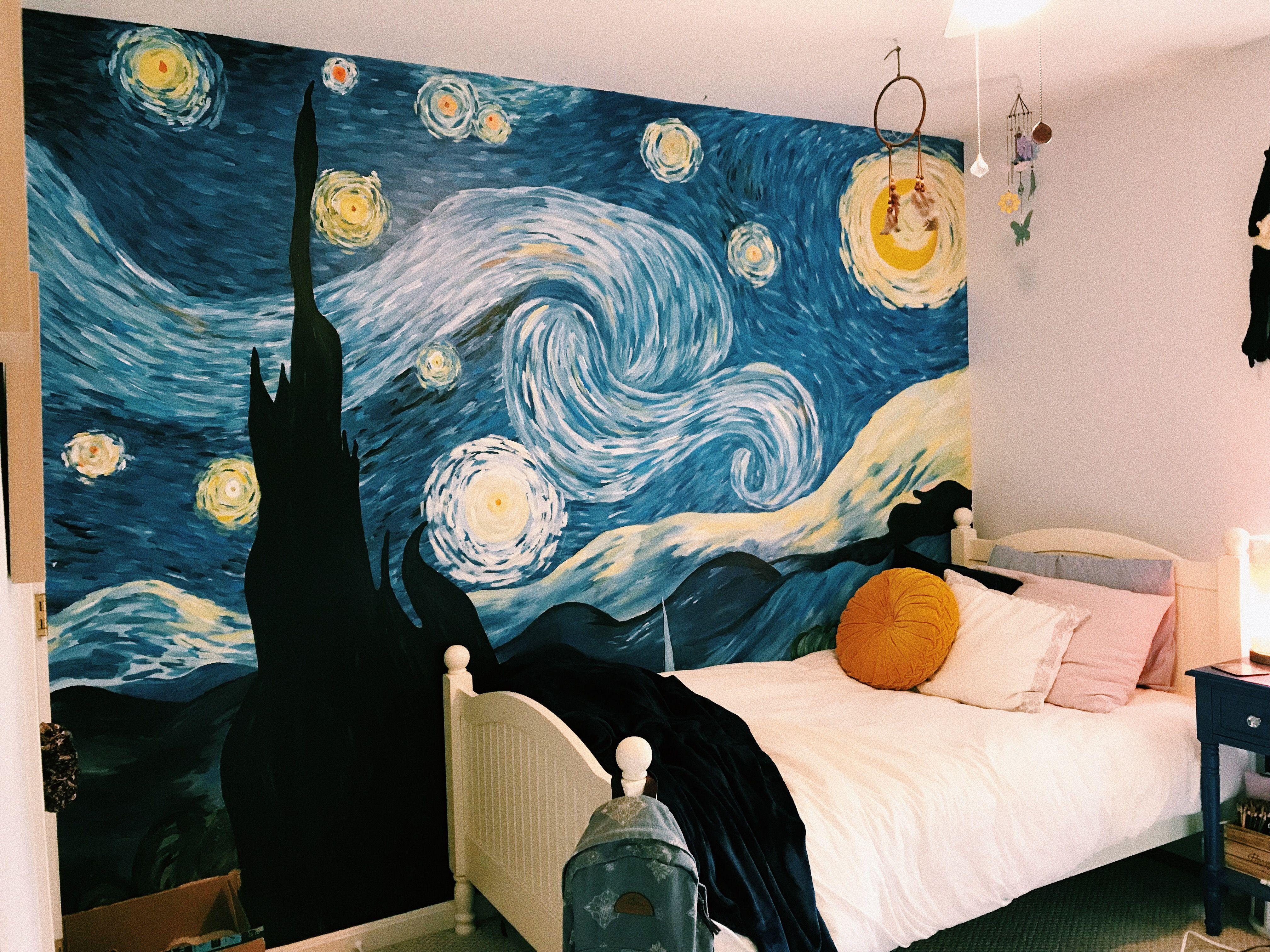 нарисовать картинки на стену в комнату обработка дезинсекция