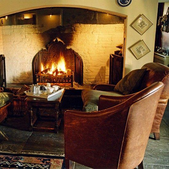 Lovely Cottage Living Room