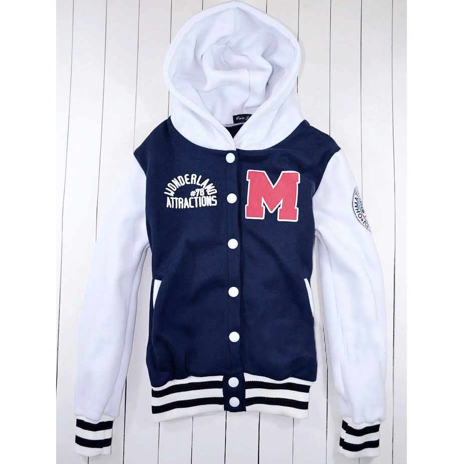 1000  images about Fashion Varsity Jackets on Pinterest | Front