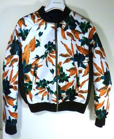 0f84a8748e4 BALENCIAGA bomber jacket!