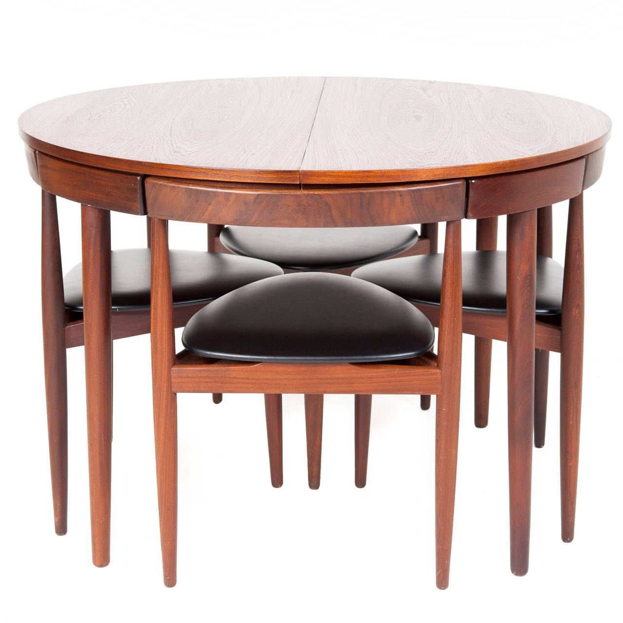 Hans Olsen, Table And Chairs | From A Unique Collection Of Antique And  Modern Dining