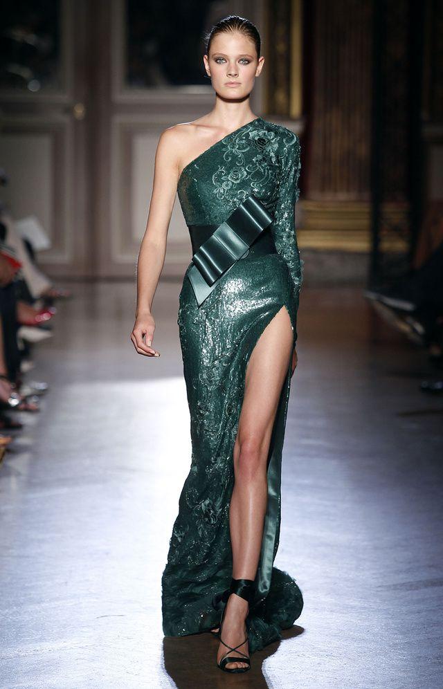 Défilé Zuhair Murad: Couture Hiver 2011-2012