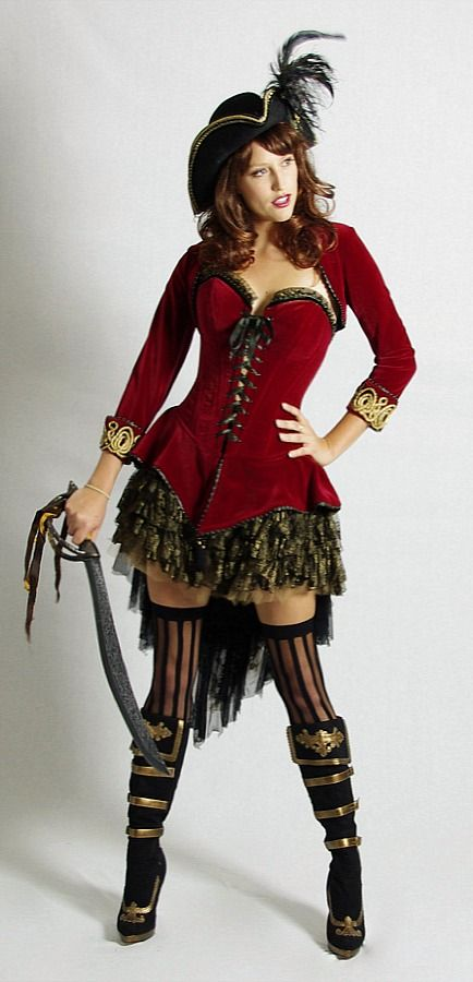Velvet Pirate Girl costume exclusive to The Costume Shop Melbourne  sc 1 st  Pinterest & Velvet Pirate Girl costume exclusive to The Costume Shop Melbourne ...