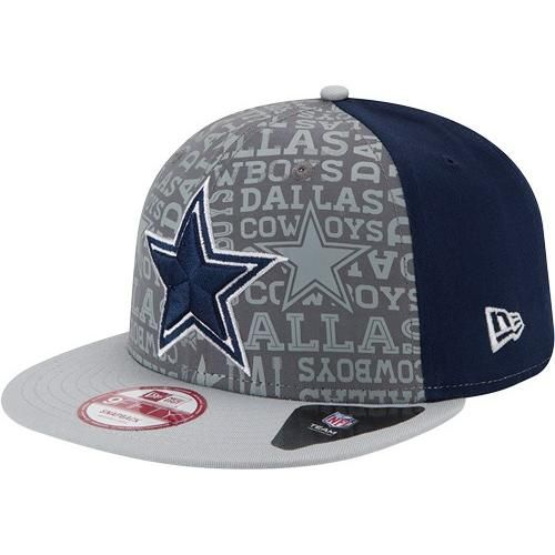 Dallas  Cowboys 2014 New Era® 9FIFTY® Snapback Draft Hat. Click to order! -   29.99 f0ba0f2d7f12