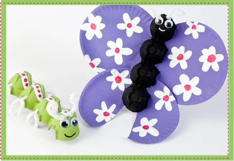 Easy Projects For Kids Craft These Cute Critters