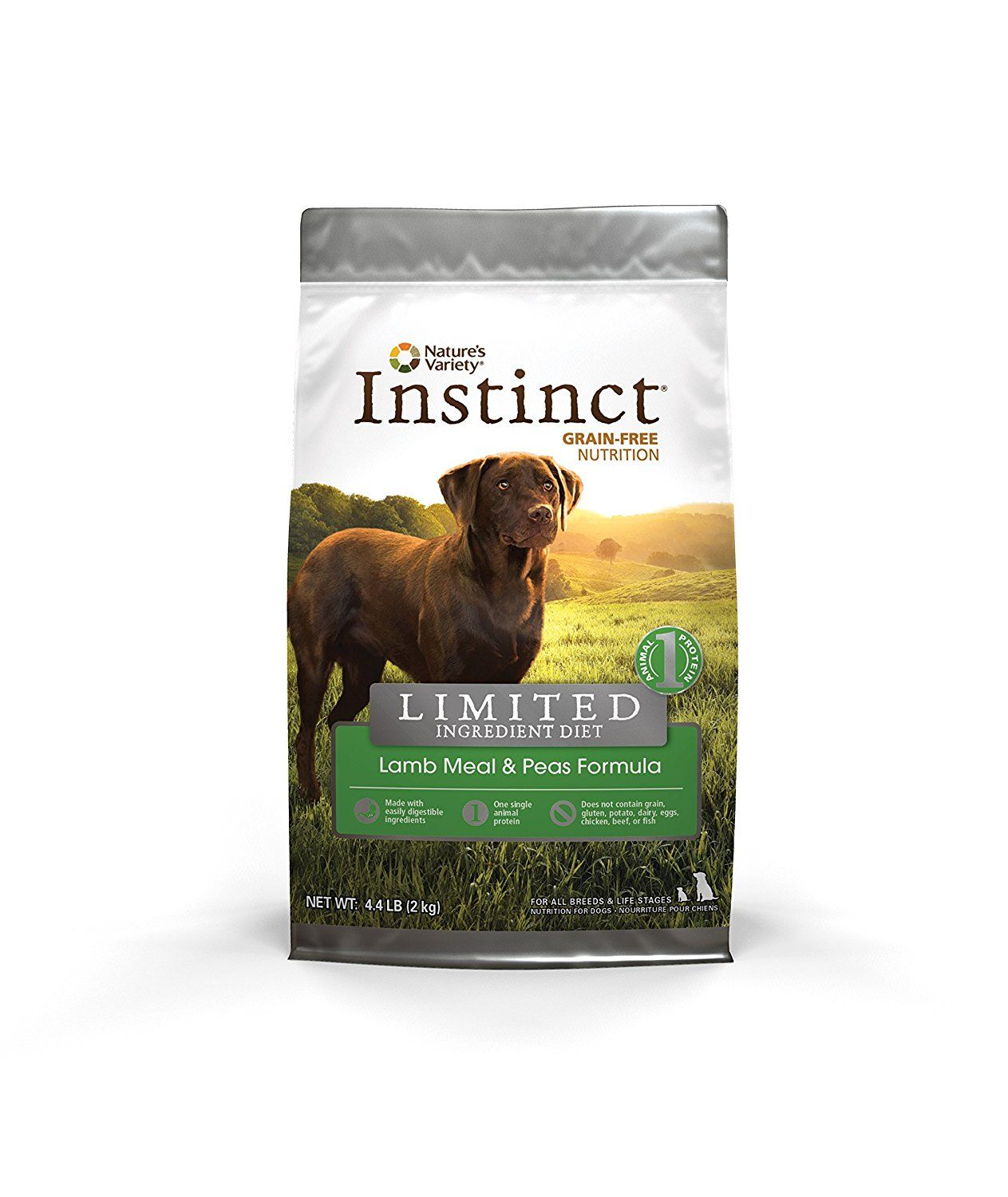 Nature's Variety Instinct Limited Ingredient Diet Grain
