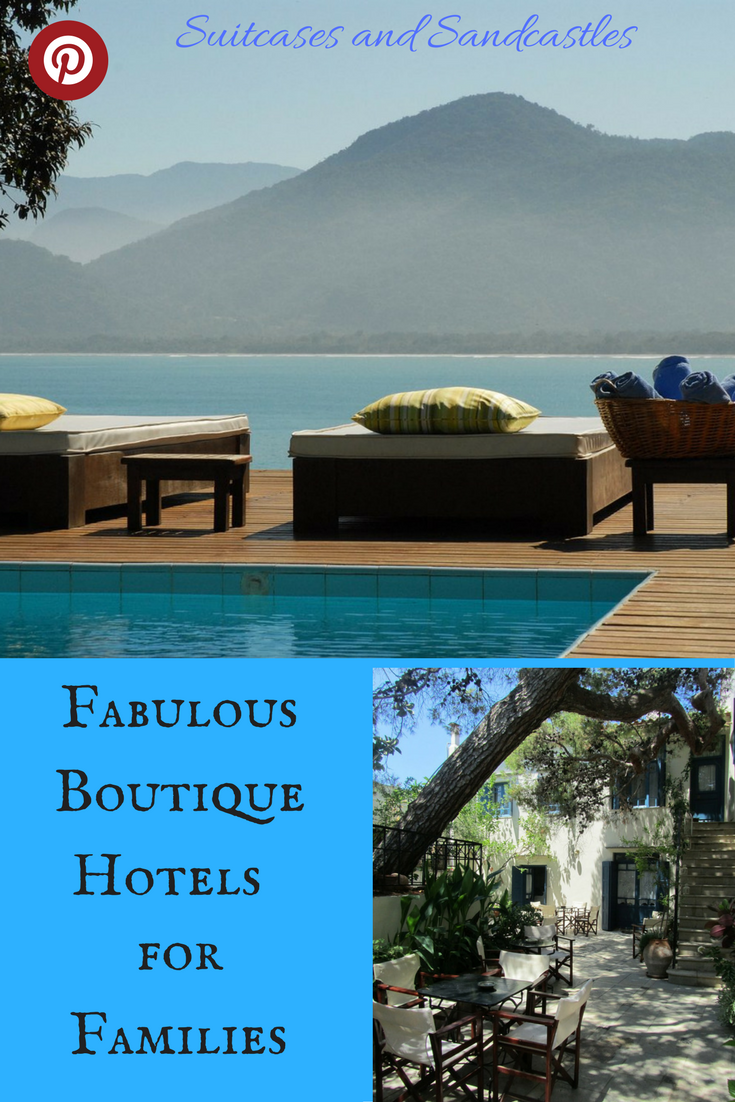Best Boutique Hotels For Families Fantastic Family In Greece Brazil Bali And