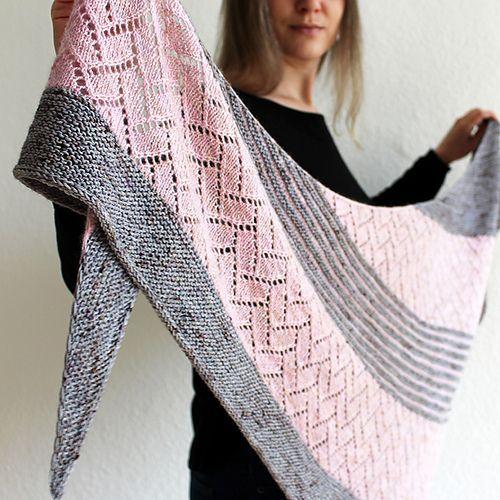 Martha's Meadow pattern by Lisa Hannes