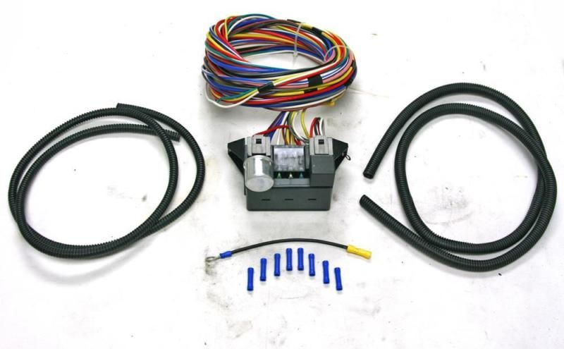 Universal Hot Rod Wiring Harness on universal painless wiring harness, universal hot rod motor mounts, universal gm wiring harness, universal wiring harness diagram, universal hot water heaters for cars, universal wiring harness kit, universal hot rod mirrors,