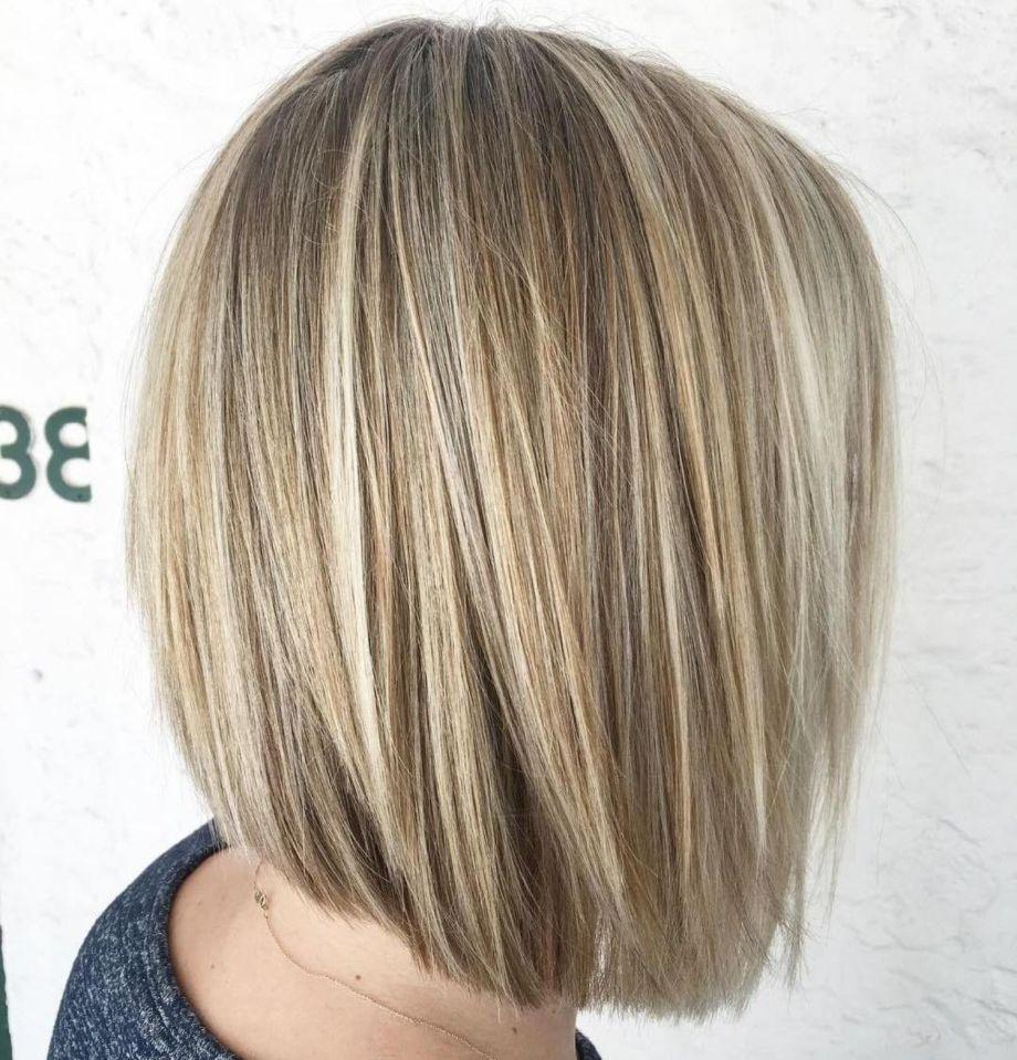 60 best bob hairstyles for 2019 cute medium bob haircuts - 736×767