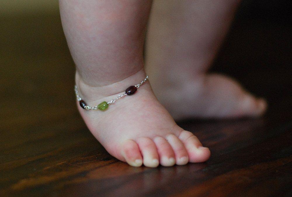 Baby Ankle Bracelet Cute