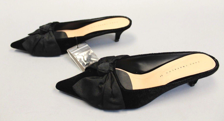 Picture 1 Of 7 Heels Kitten Heels Zara Women