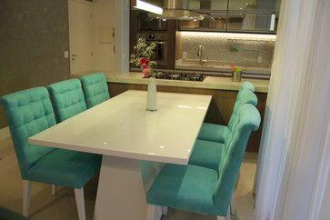 Living social com cozinha integrada! - Casa Pro