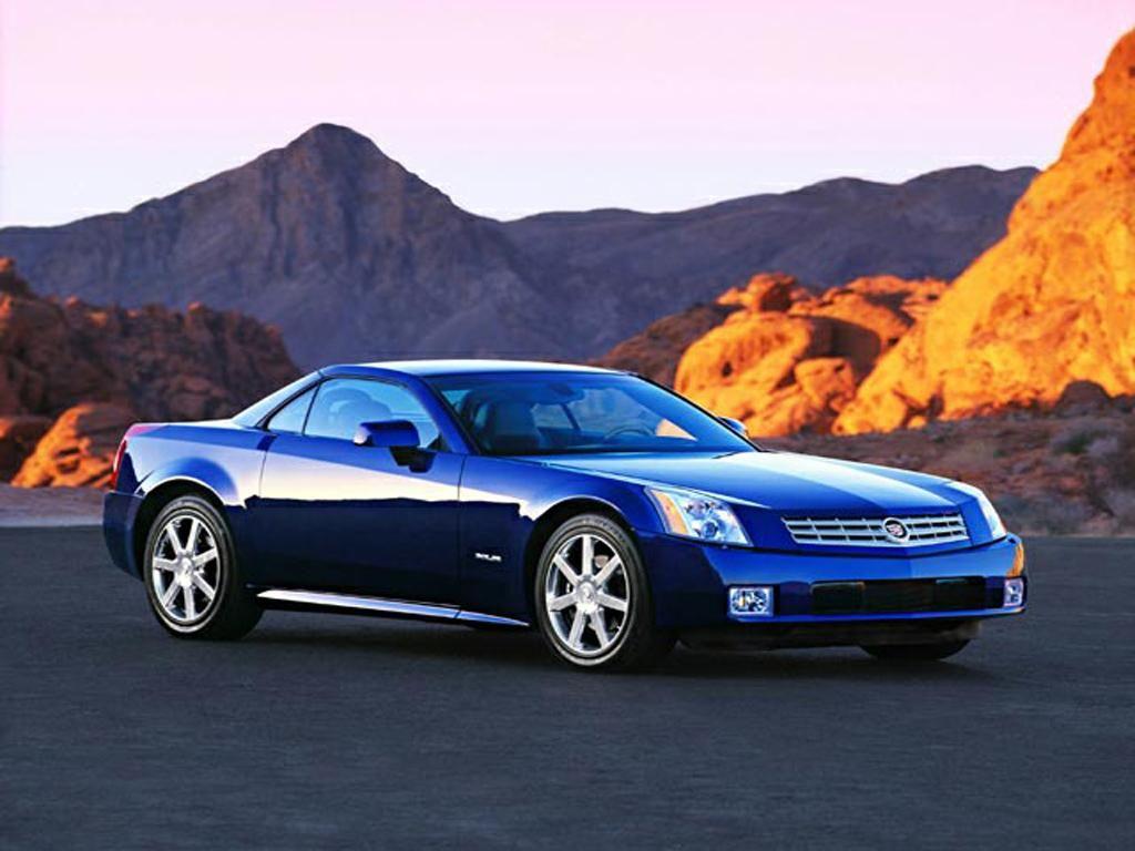 2006 Cadillac XLR Pictures 2006 Cadillac XLR V 2dr