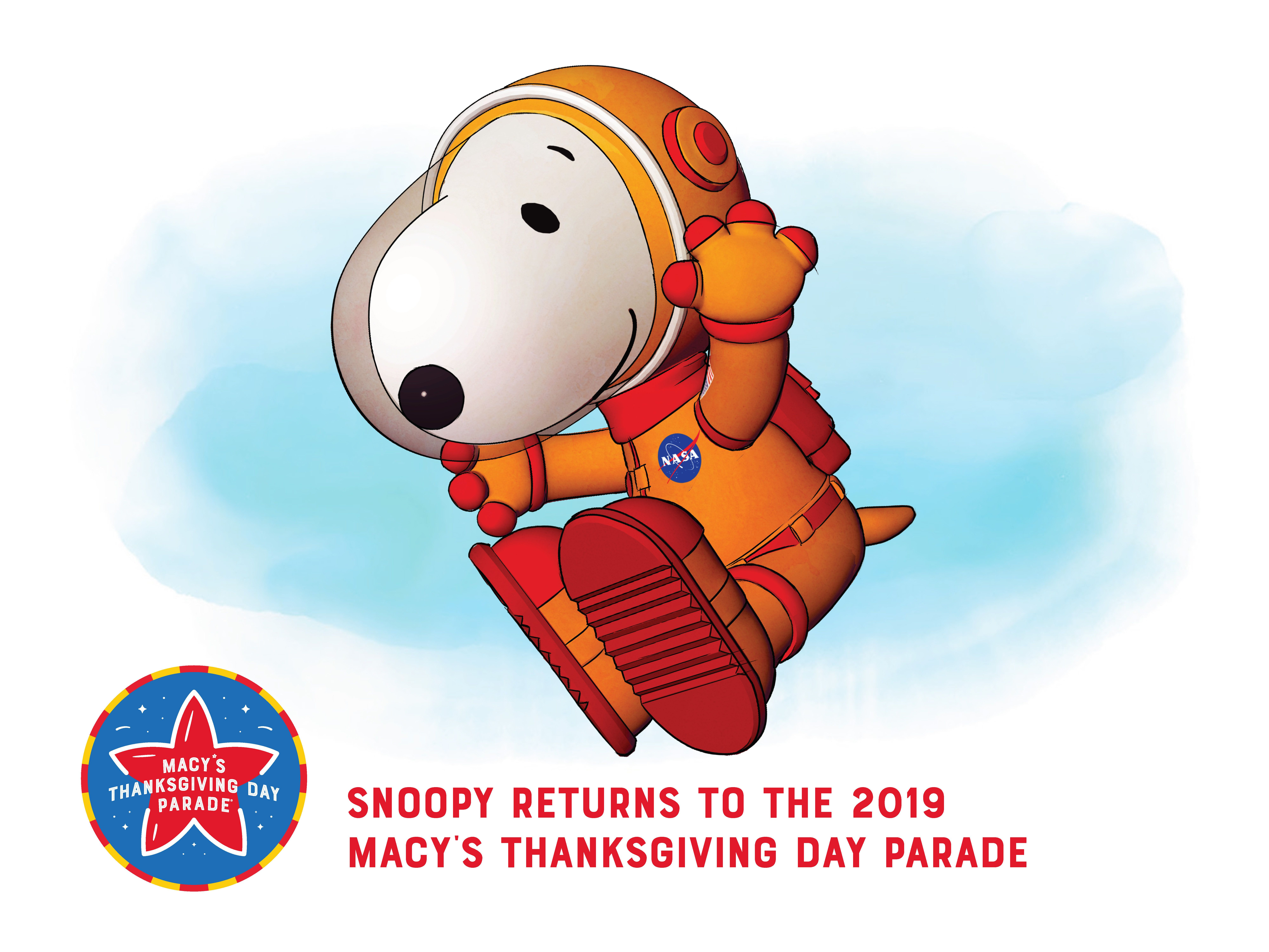 Snoopy Is Cleared For Take Off Thanksgiving Day Parade Macy S Thanksgiving Day Parade Snoopy