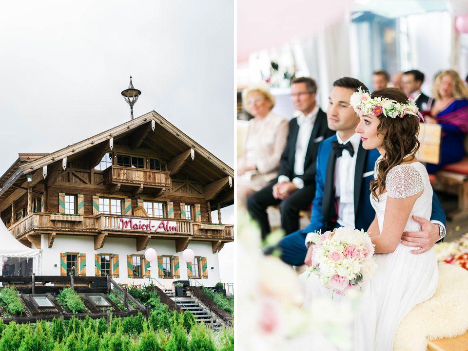 Hochzeit Auf Der Maierl Alm Tirol Hochzeit Berghochzeit Hochzeit Spiele