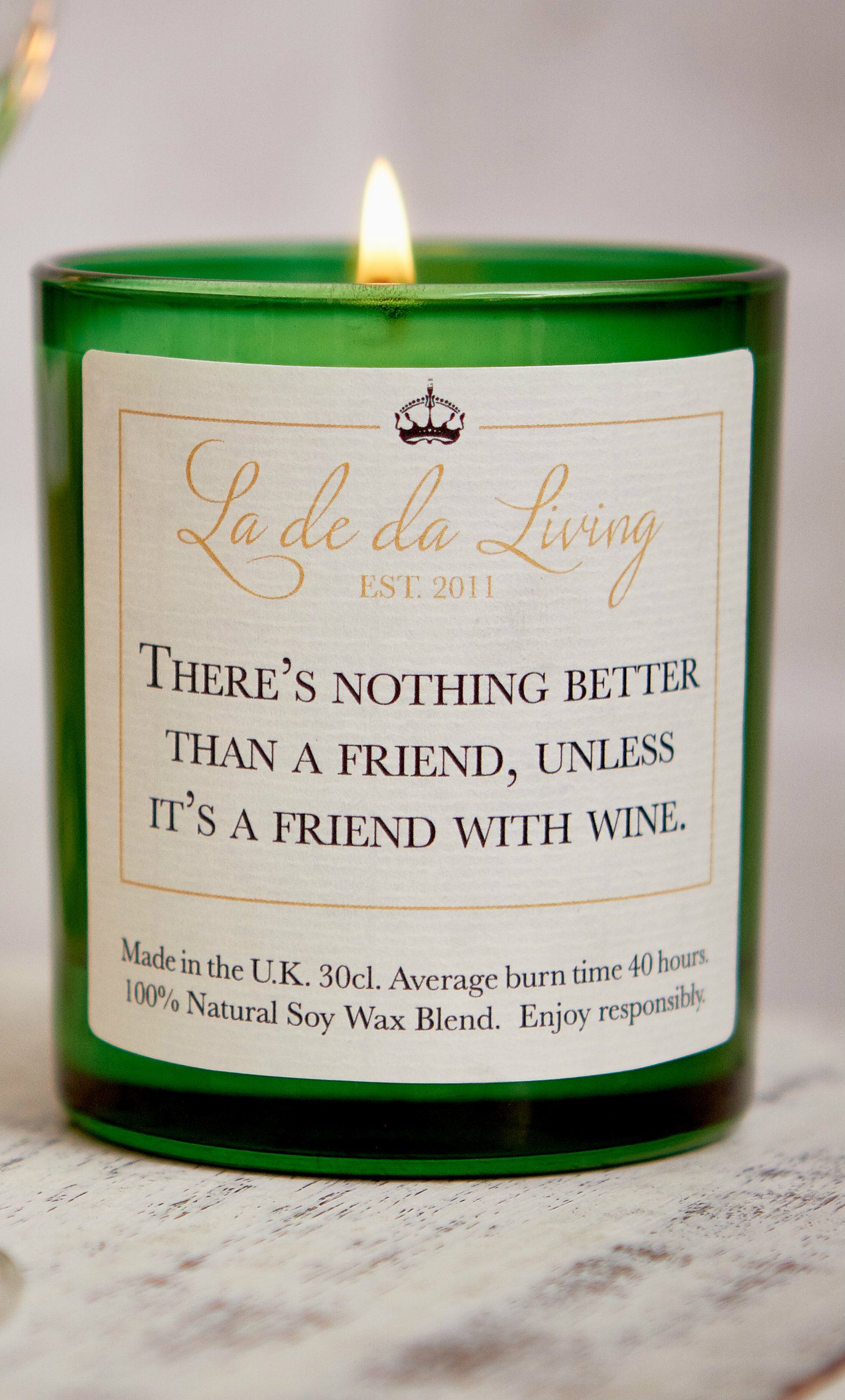 Ladeda Living New Candle Range To Help Celebrate Any Occasion Hand Poured In The Uk And Made With 100 Natural Soy Shop At Way Candles Candle Set Buy Candles