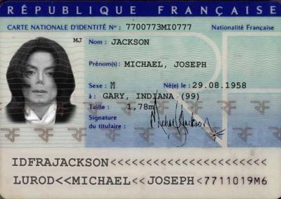 Usurpation d'identité : mode d'emploi   Carte nationale, Nationalité française, Oral