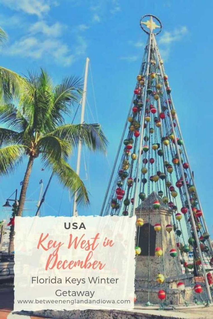 Visiting Key West In December & The Best Things To Do ...